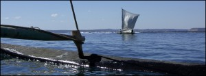 Pirogue Vezo - Canal du Mozambique