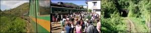 Le train Fianarantsoa - Manakara