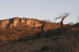 la Montagne des Français. Madagascar du nord au sud.