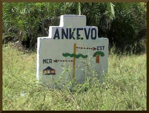 Ankevo, communes de Belo sur mer, se situe à 60 km au sud de Morondava.