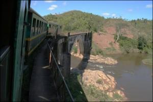 Un des 4 grands viaducs de la ligne.