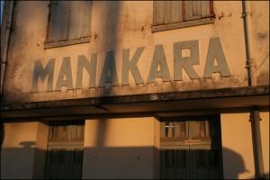 Gare de Manakara.... Terminus.