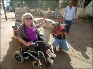 Voyages accessibles. La possibilité de voyager pratiquement partout offerte aux personnes handicapées.