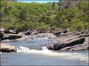 La rivière Nosivolo.