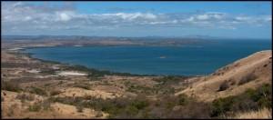 Vue générale de la Baie du Courrier. Ankarana.
