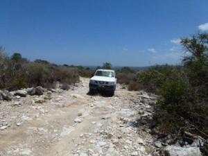 Le raid 4x4 Madagascar emprunte les pistes du Sud sableuses et caillouteuses.