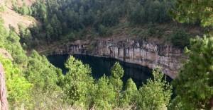 PMR personnes handicapées. Le lac Tritriva.