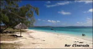 Île de Suarez, Mer d'Emeraude. Nord Madagascar