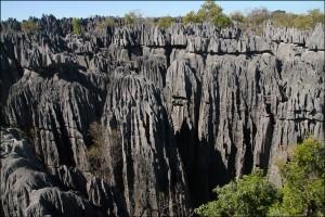 Madagascar. Tsingy de Bemaraha.