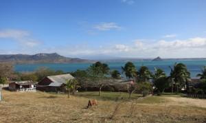 Madagascar découvertes. Baie de Diego Suarez.