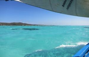 Madagascar découvertes. Mer d'Emeraude.